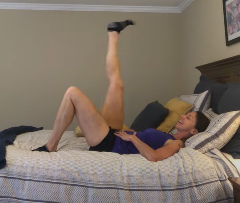 exercises in bed