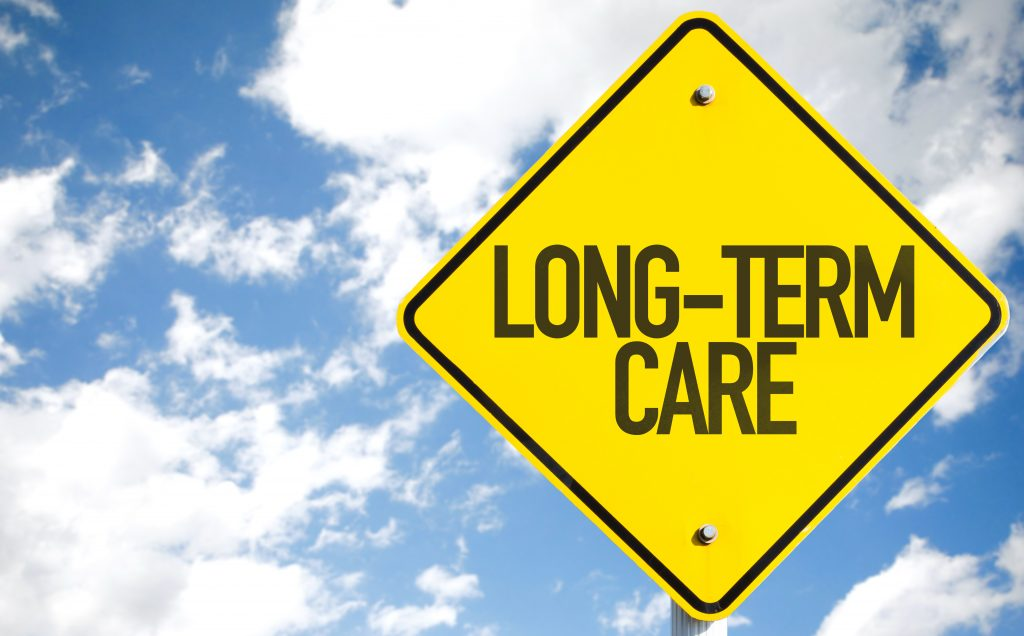 long-term care facility